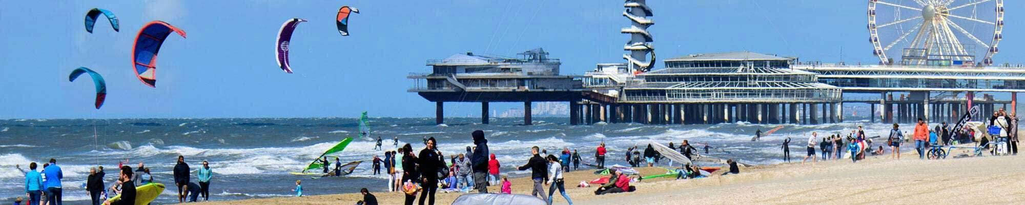 THE HAGUE BEACH STADIUM